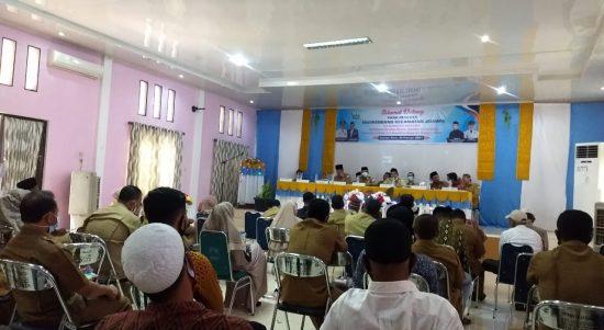 Musrenbang Kecamatan Jeumpa 2021
