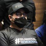 Sekjen Partai Demokrat, Teuku Riefki Harsya