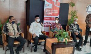 KPK-RI : Masyarakat Berperan Dalam Pemberantasan Korupsi